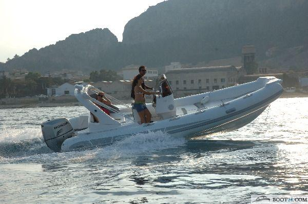 Italboats Stingher 606 XS