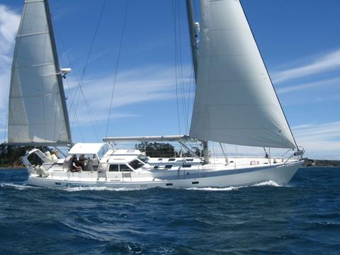 Ketch 1770 Pilothouse Oceangoing