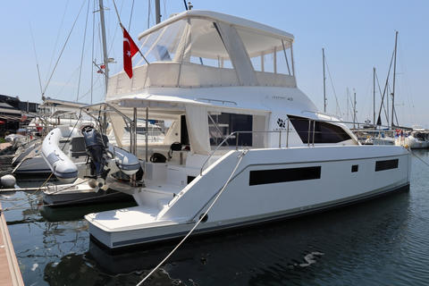 Leopard 43 PC Power Catamaran