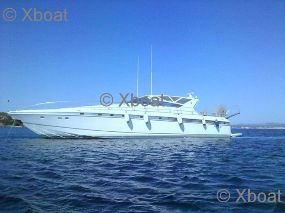 Leopard Sport 70 The boat can be Visited in