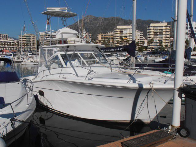 Luhrs 37 Open - image 1