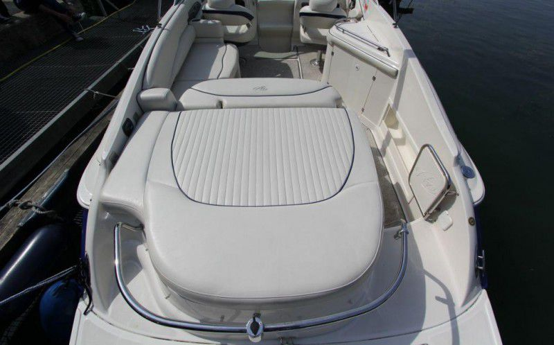 Monterey 268 sc buy used powerboat motor yacht buy for Used boat motors for sale in sc