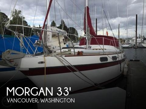 Morgan 33 Out Island