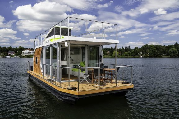 nautilus nautino maxi buy used powerboat houseboat buy and sale. Black Bedroom Furniture Sets. Home Design Ideas