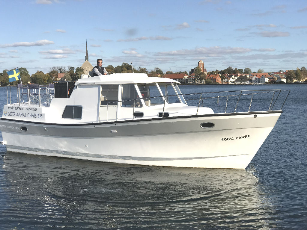 Naviga Nordica 40 Electric