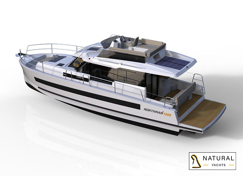 Northman 1200 Flybridge - Bild 2