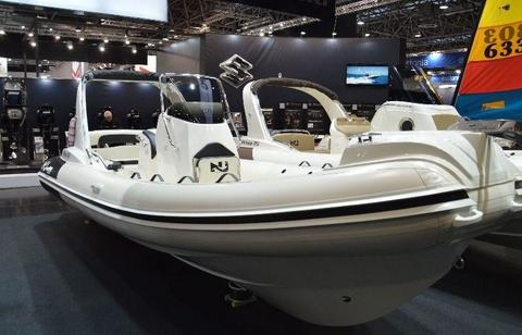 Nuova Jolly Prince 21 Suzuki 200PS Lagerboot