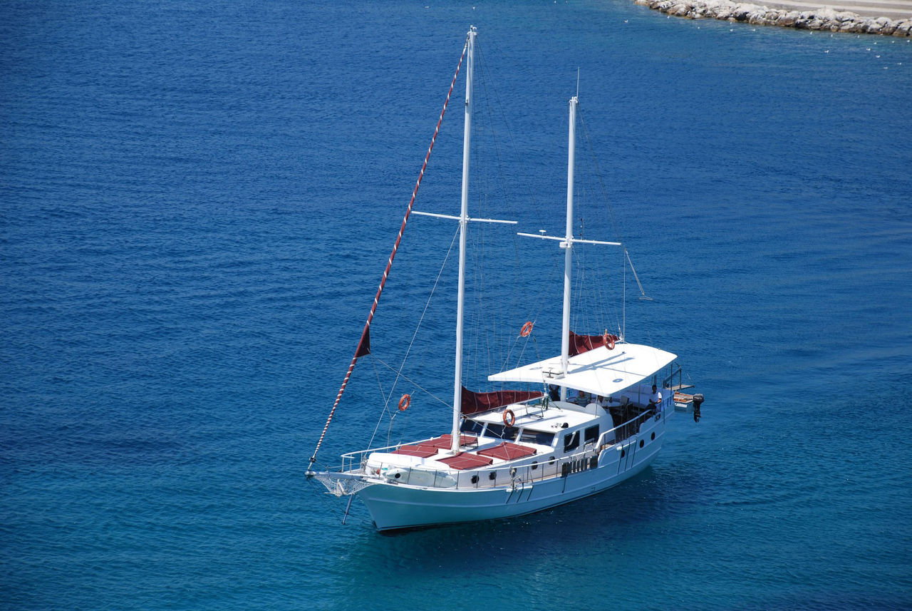 One off 18,60 m 4 Cabins Gulet - image 2