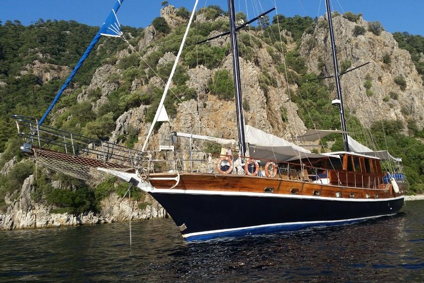 One off 24,50 m 6 Cabins Gulet