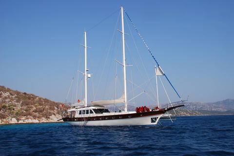 One off 25,50 m 4 Cabins Gulet