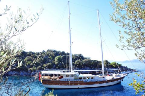 One off 30m 7 Cabins Gulet