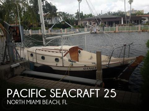 Pacific Seacraft 25