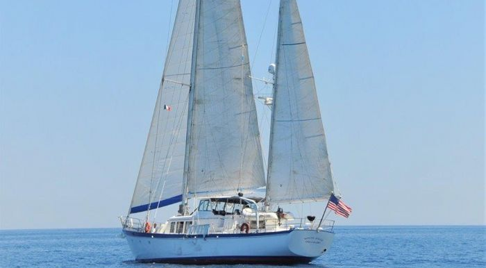 Palmer Johnson Ketch