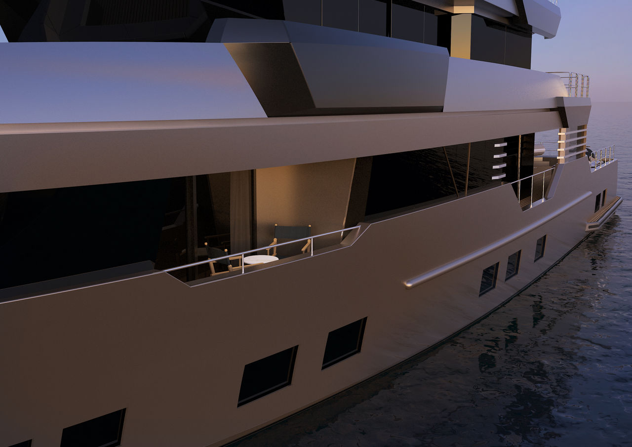 Reale Yachts Pacifico 32