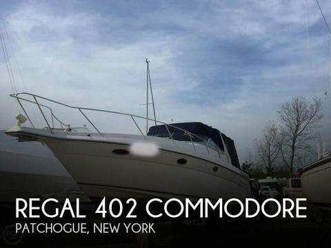 Regal 402 Commodore