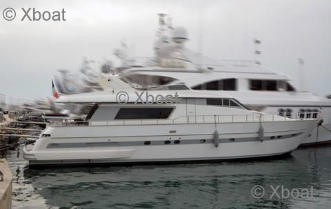 Sanlorenzo 72 Refitted with Great taste. 4 Double