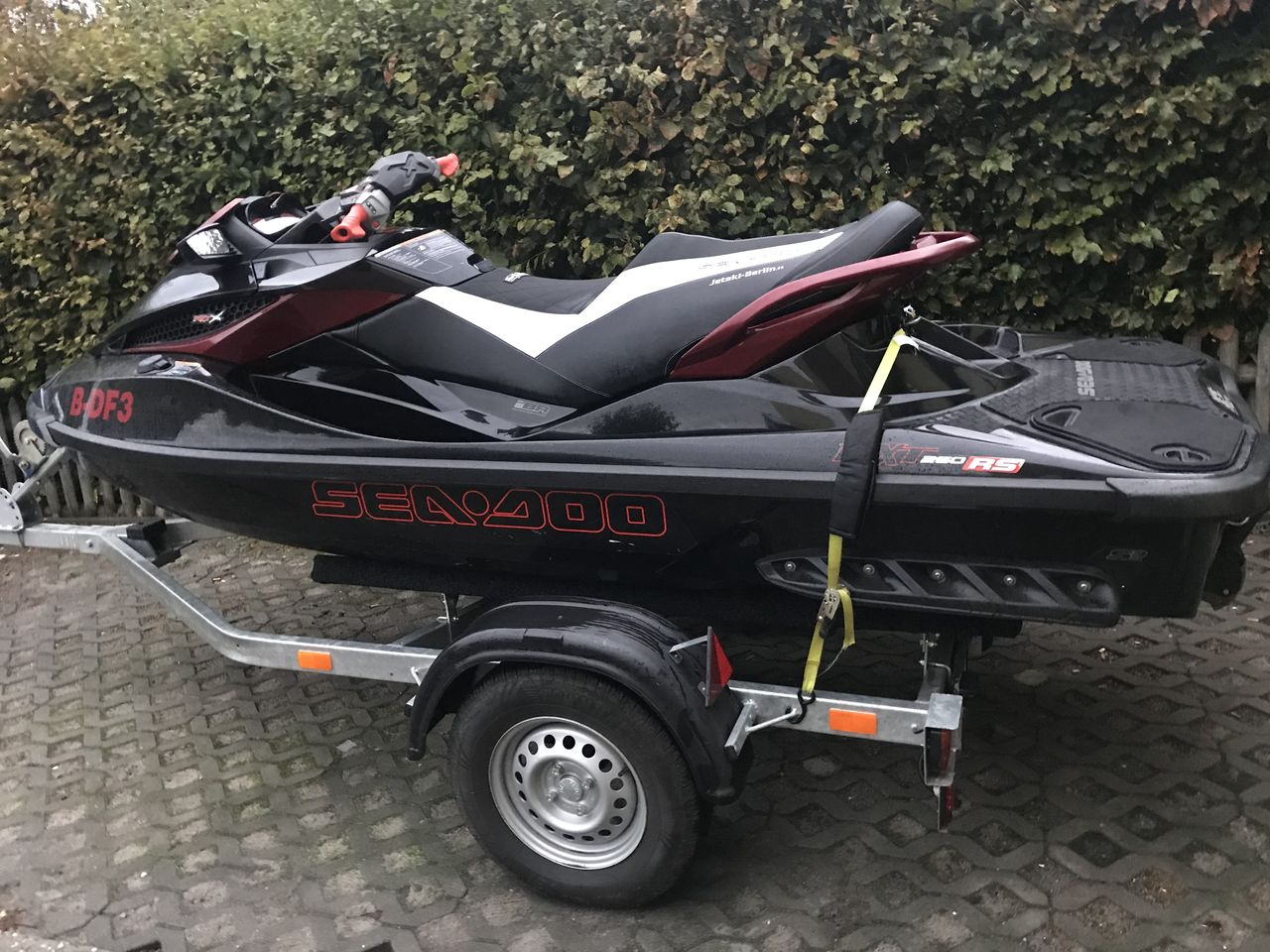 Sea-Doo RXTX 260 RS