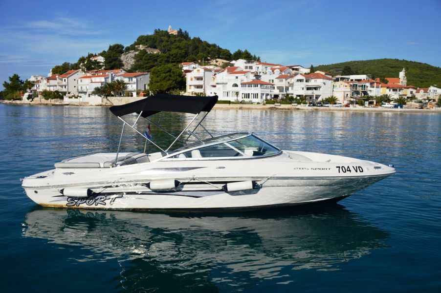 Sea Ray 205 Sportfotka 2