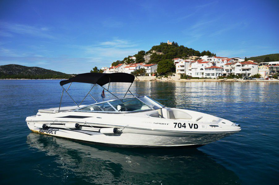 Sea Ray 205 Sport - fotka 1