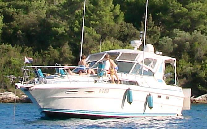 Sea Ray 340 Aircondition, SAT TVBild 2