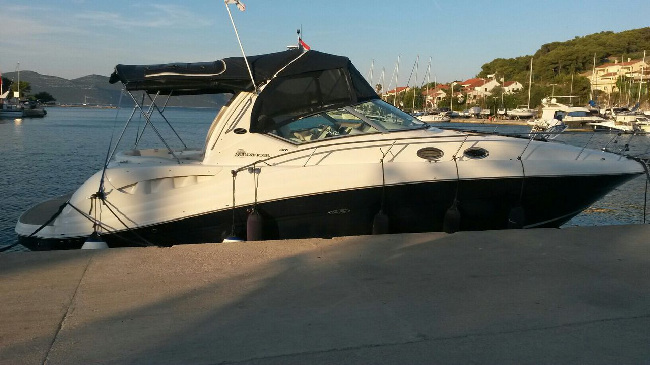 Sea Ray 375 Sundancerfotka 2