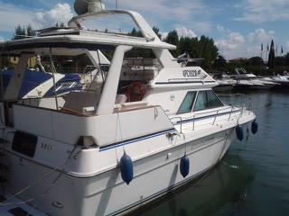 Sea Ray 380 Fly