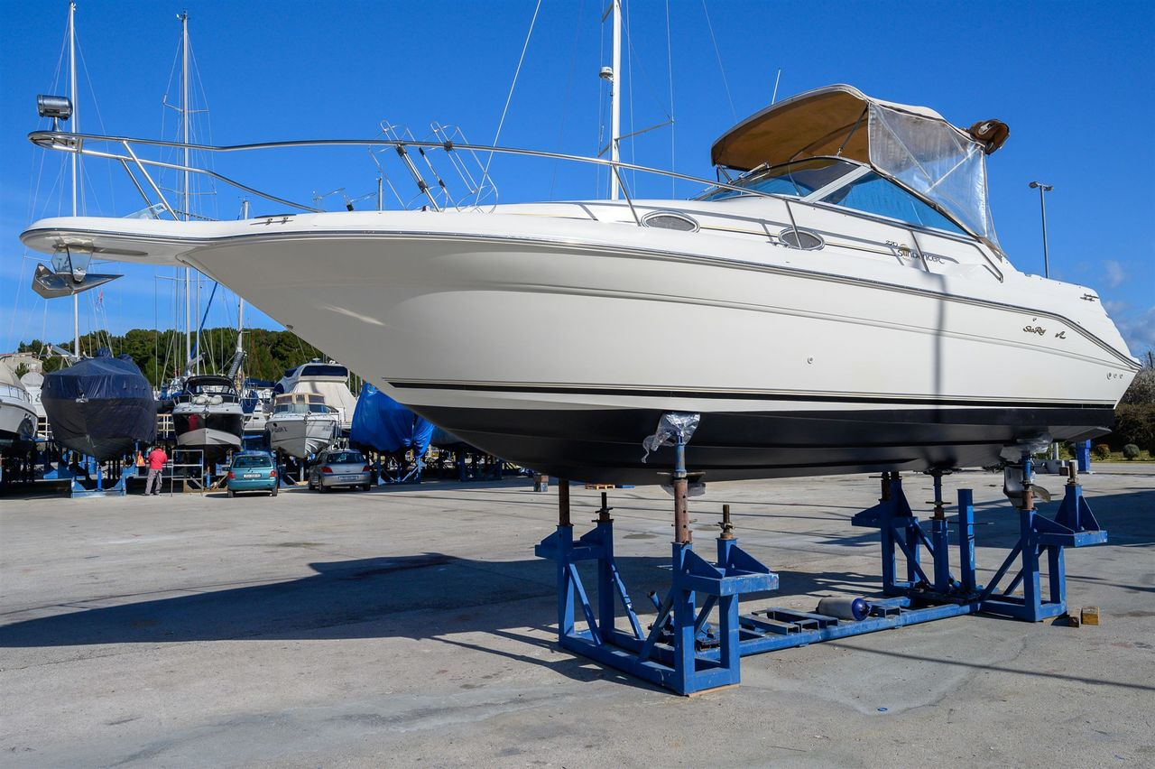Sea Ray Boats 270 Sundancer
