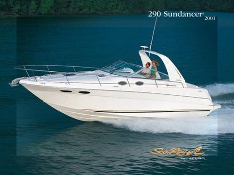 Sea Ray Boats 290 Sundancer