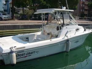 Sport Craft 251 WAC