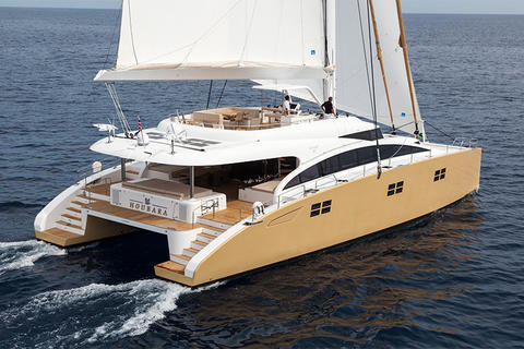 Sunreef 82' DD Double Deck