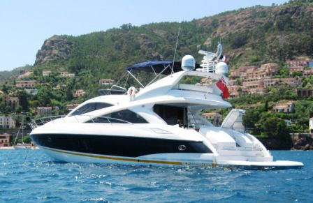 Sunseeker Manhattan 66 FlyBild 2
