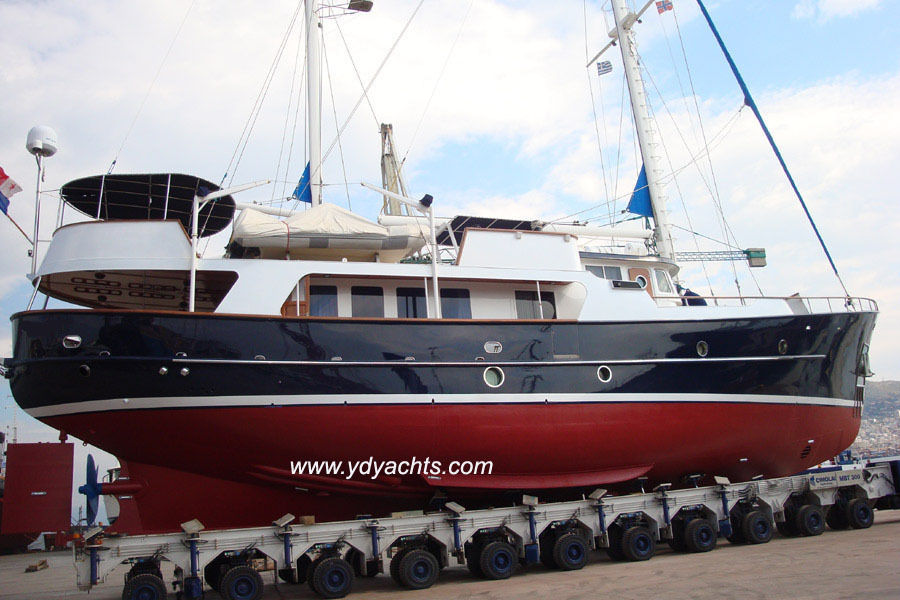 Sutton Steel Motor Sailer 26m