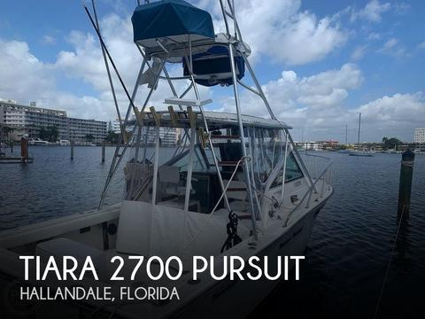 Tiara 2700 Pursuit