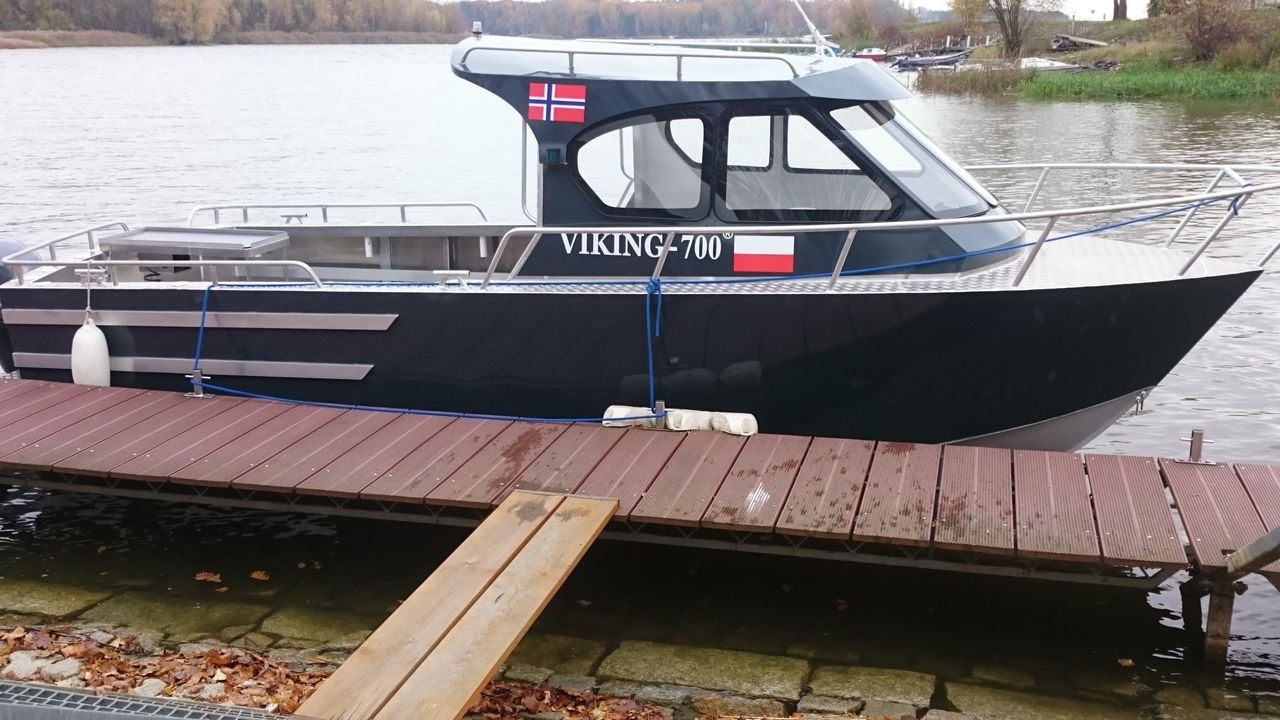 Viking 700 PH Alubootфото 2