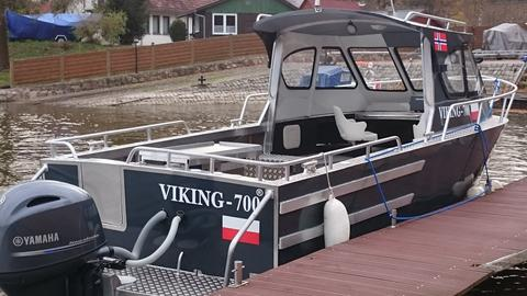 Viking 700 PH Aluboot
