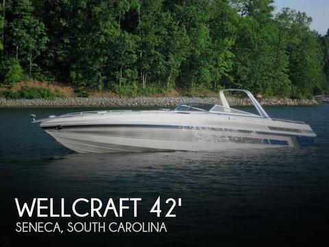 Wellcraft 42 Excalibur Eagle