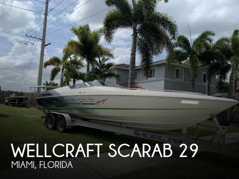 Wellcraft Scarab 29