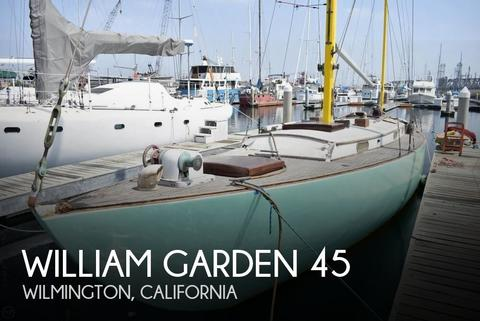William Garden 45 Yawl